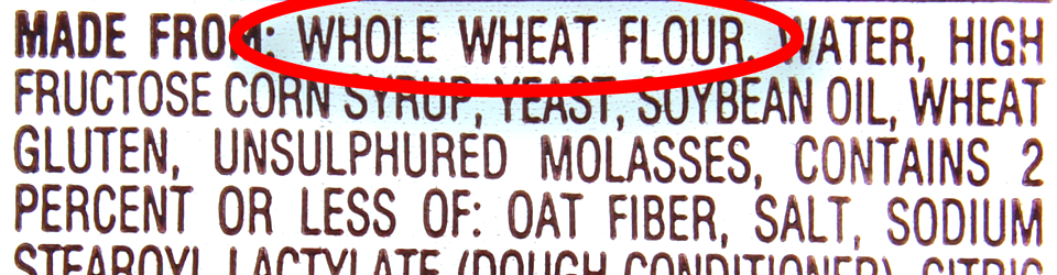 Foods With Gluten-Free Label Still May Contain Some Gluten